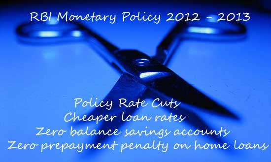 Rbi monetary policy review of 2011 2013