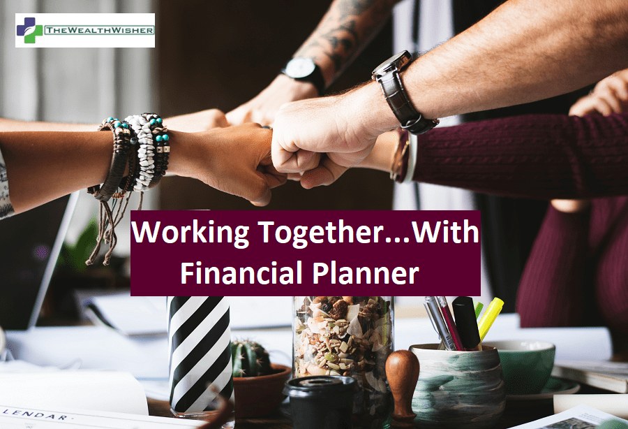 Working with Financial Planner