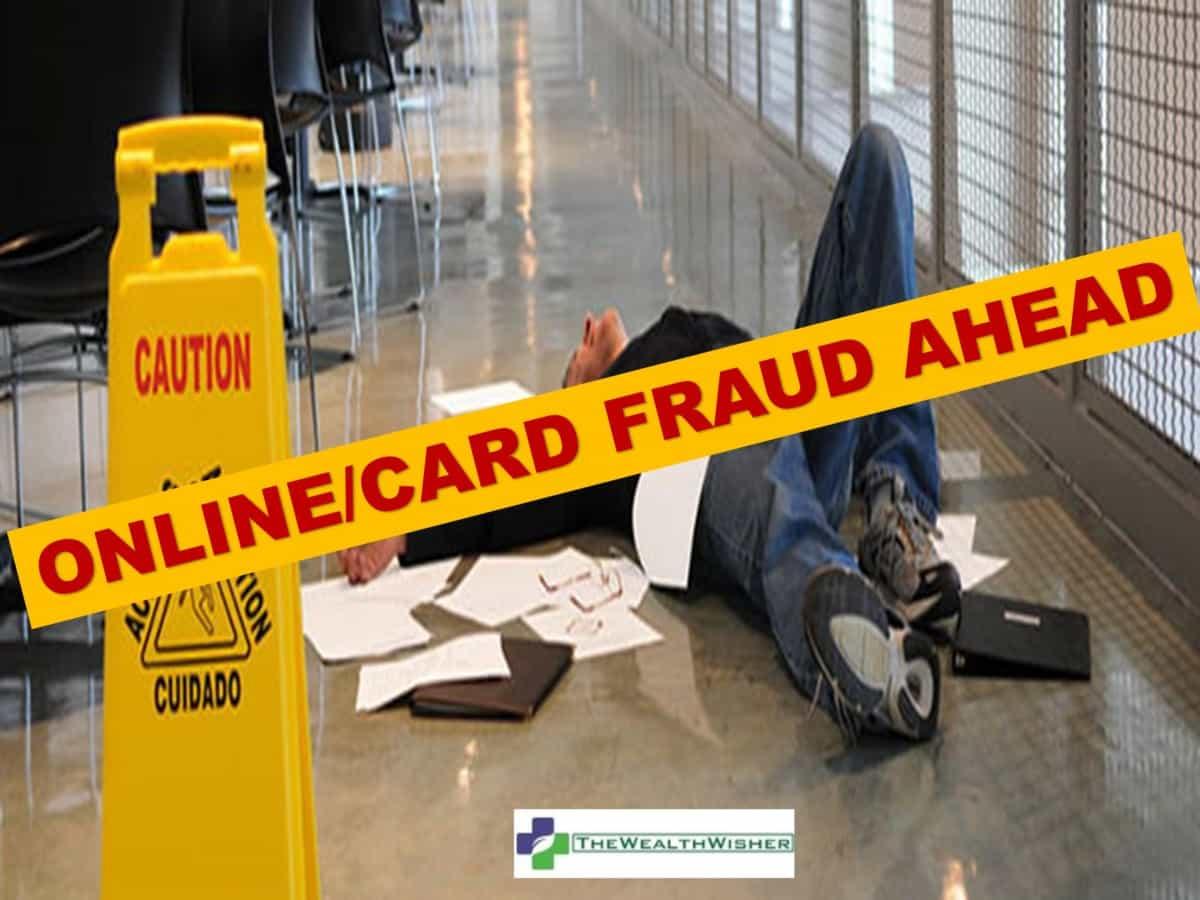 liability online fraud card fraud protection