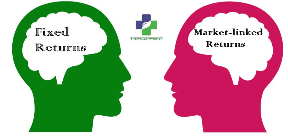 fixed deposit vs mutual funds comparison